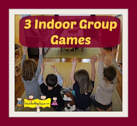 indoor group games for adults