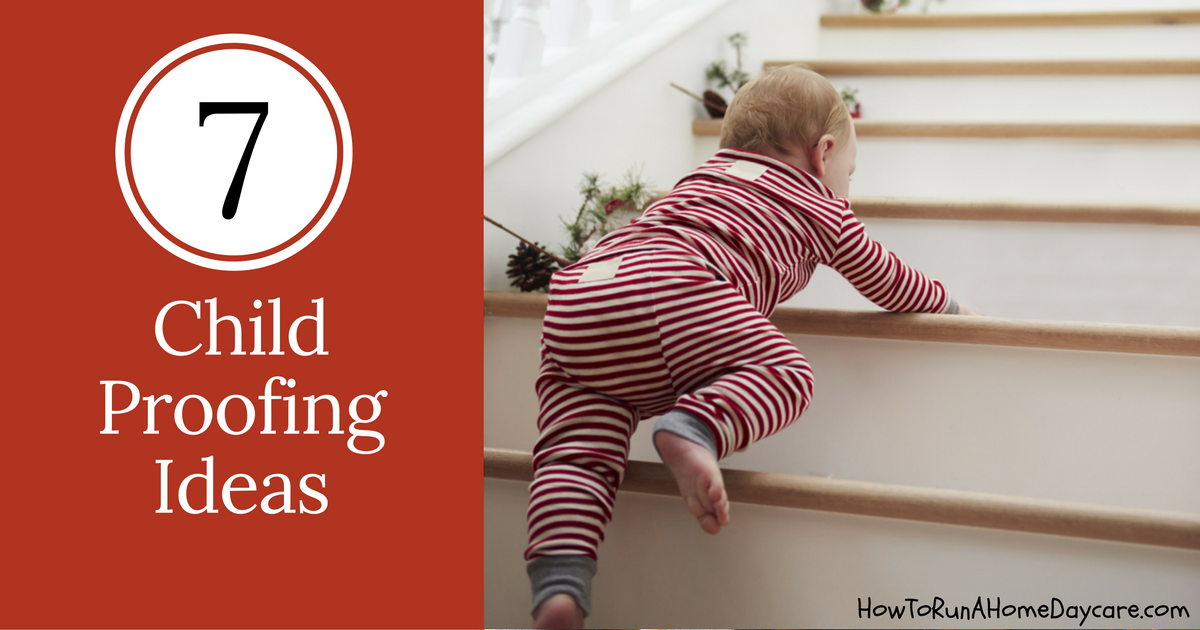 7 Child Proofing Ideas For Your Home Daycare Play Room