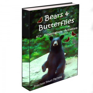 Bears & Butterflies cover