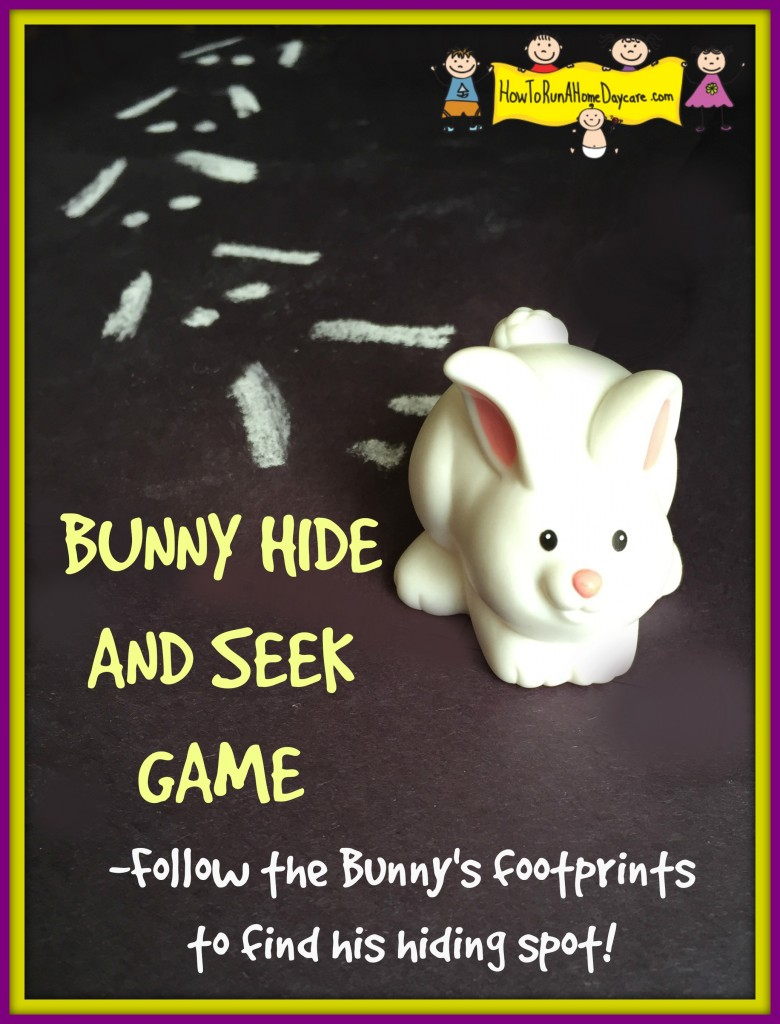 Bunny Hide and Seek