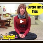 Transition Tip to Begin Circle Time-Video