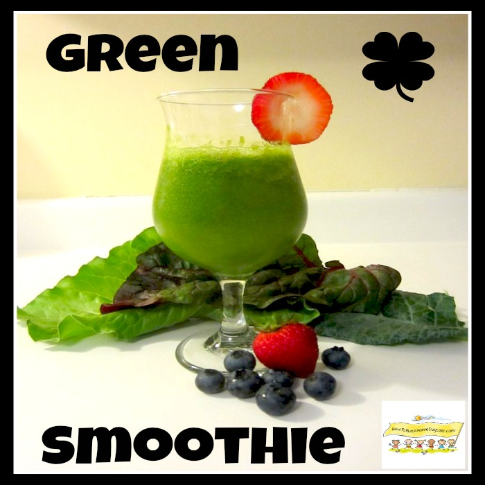 Green-smoothie-yum