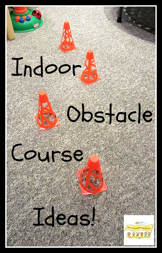 Indoor Obstacle Course Ideas