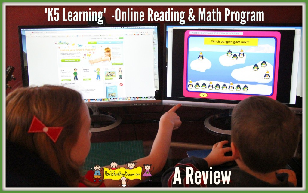 K5 Learning- Online Reading & Math Program Review - How To Run A ...