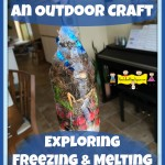 an outdoor craft