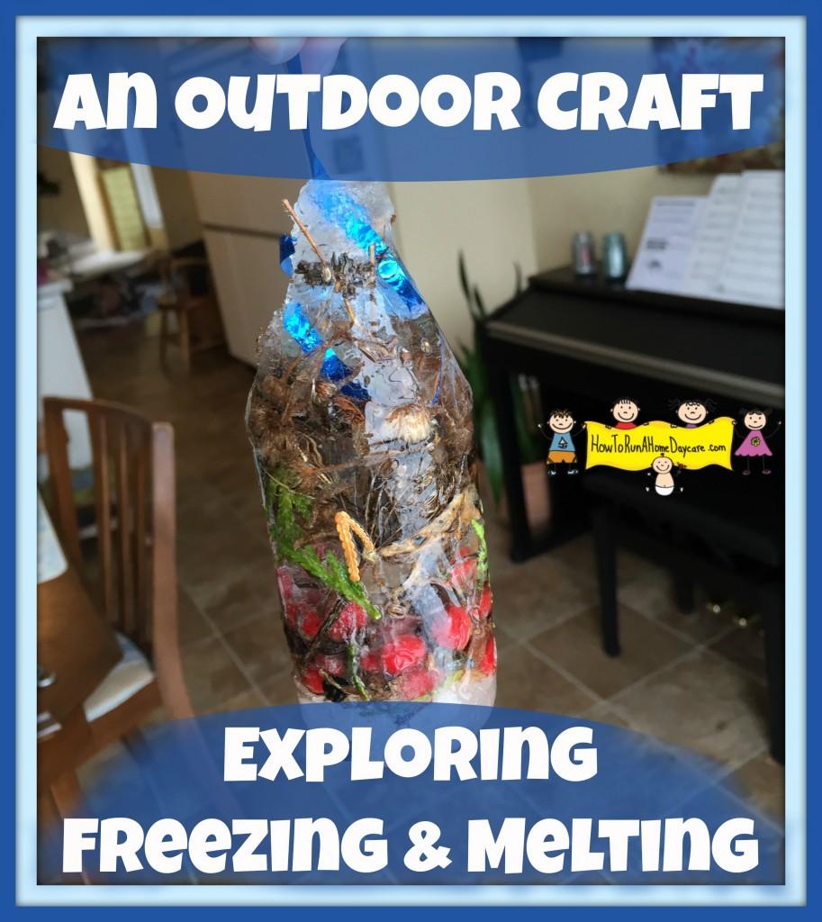 an outdoor craft