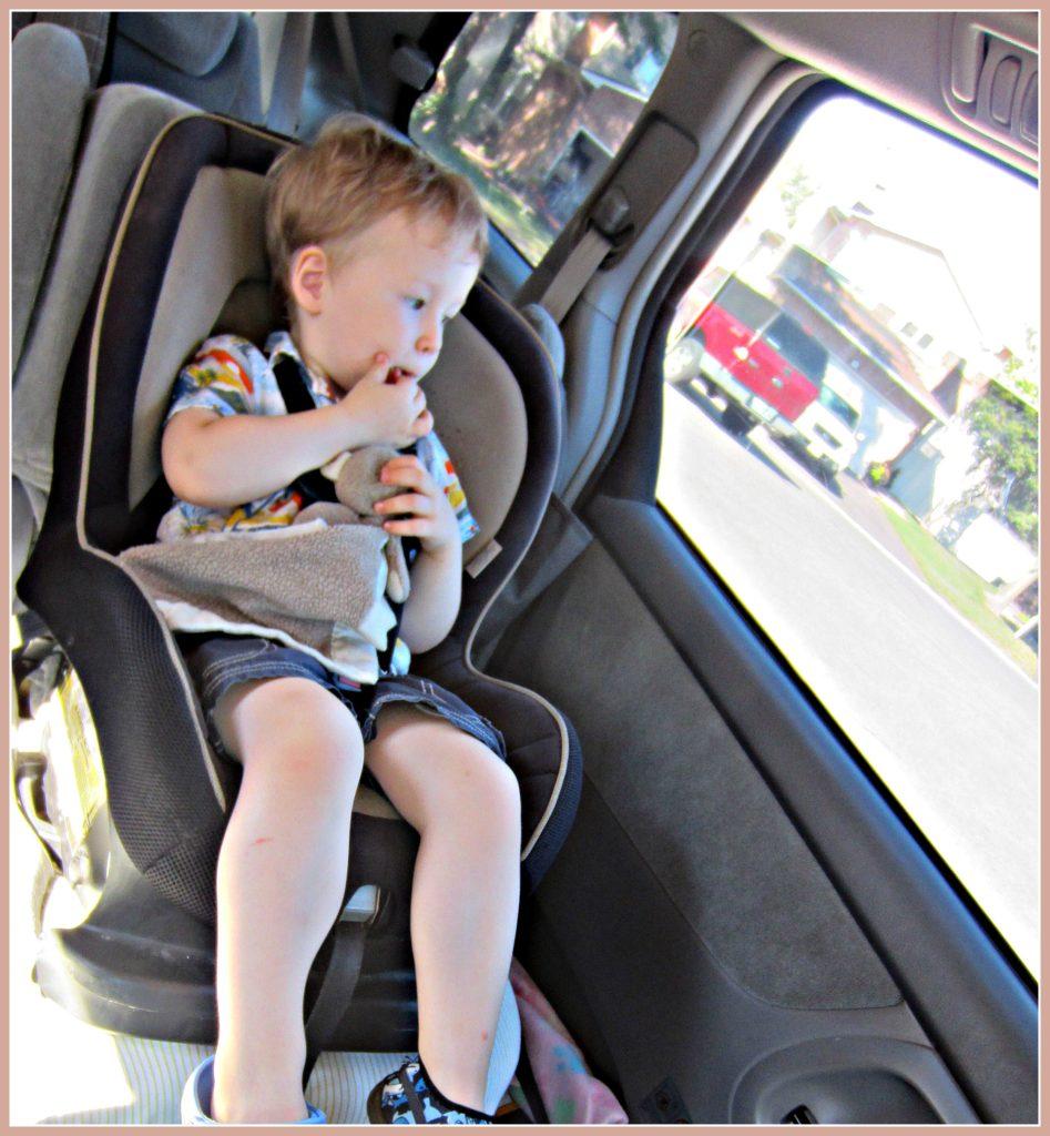 car seat window