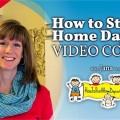 How to run a home daycare video course - coming soon