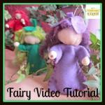 Spring Fairy VideoTutorial
