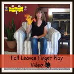 Fall Leaves Finger Play Video