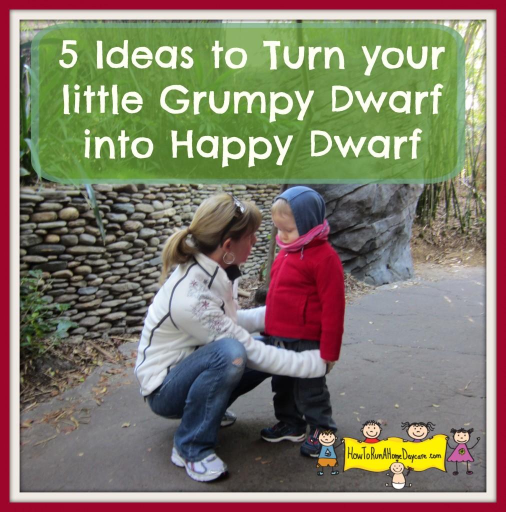 grumpy dwarf
