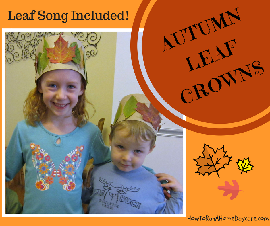 leaf crowns-includes song