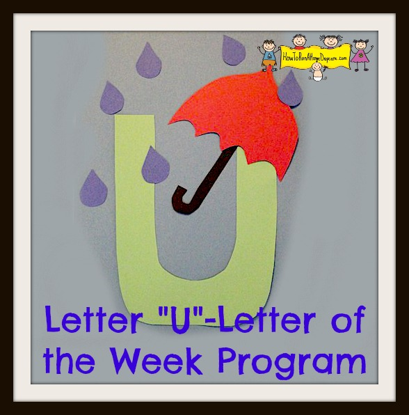 letter u craft ideas letter quot u quot letter of the week program how to run a home 4864