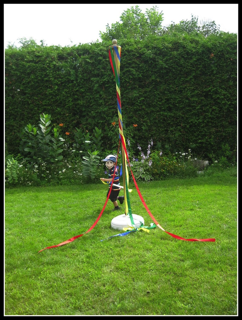 maypole wind up