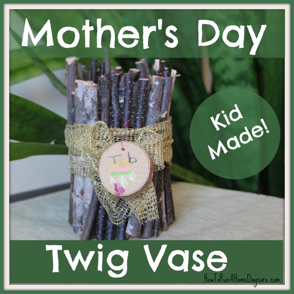 mother's day vase square