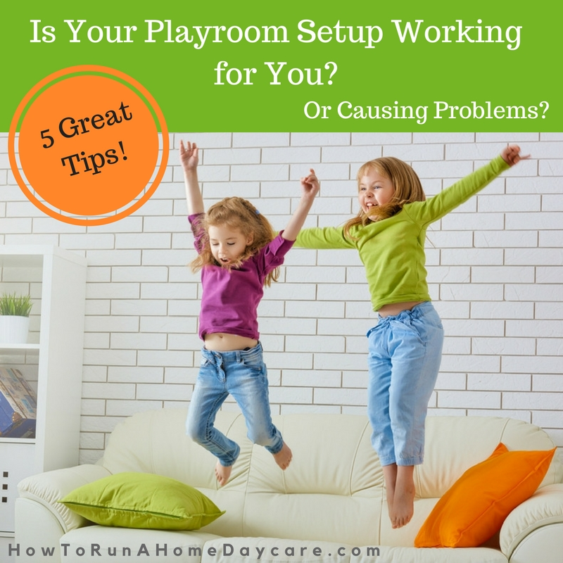 playroom setup square