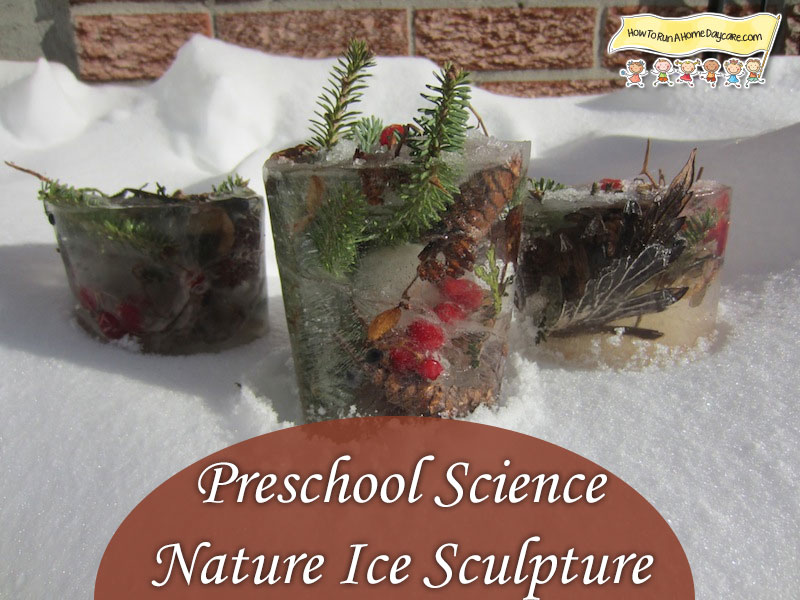preschool-science-nature-ice-sculpture