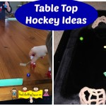Table Top Hockey Ideas