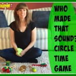 Who Made That Sound? Circle Time Game