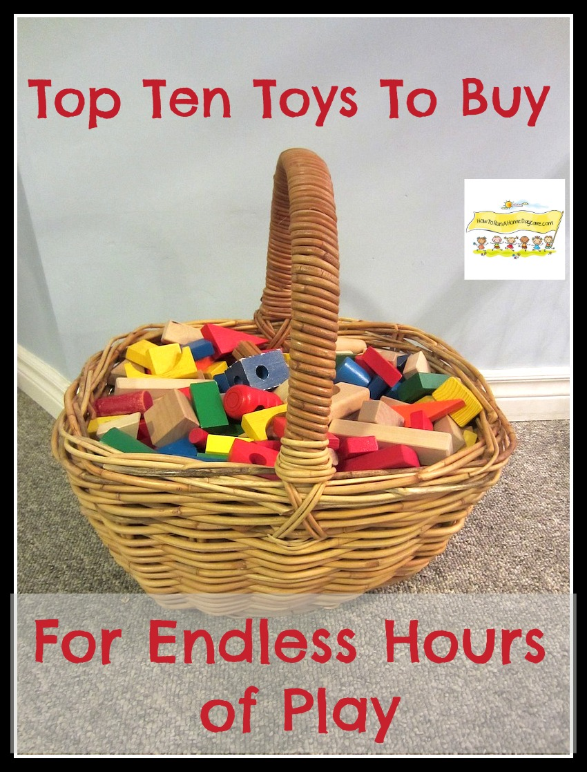 Best Toys For Daycares : What toys should i buy top ten for your home daycare